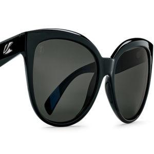 Kaenon Lina Black Polarized Sunglasses
